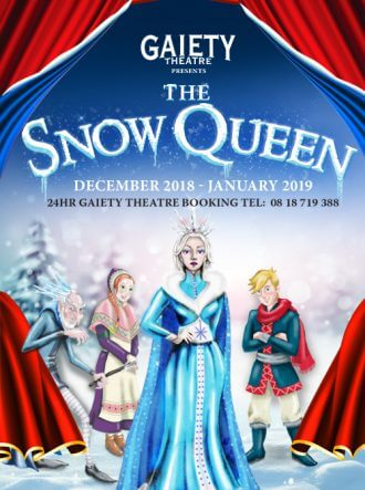 The Snow Queen – The Gaiety Panto 2018/2019
