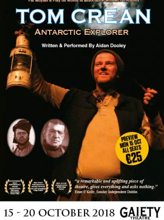 Tom Crean – Antarctic Explorer