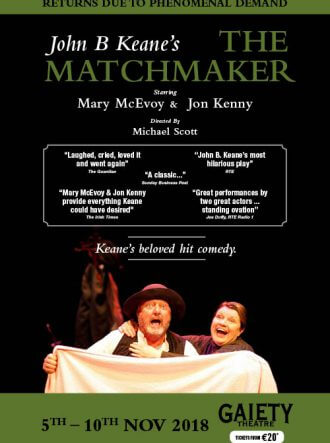 Poster for The Matchmaker