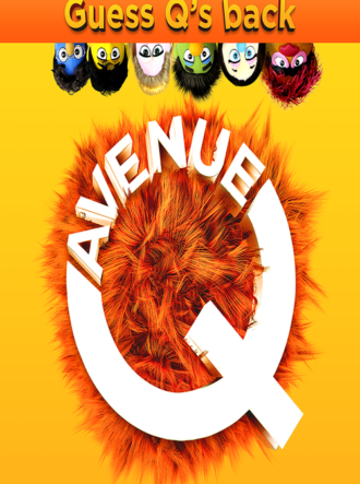 Poster for Avenue Q
