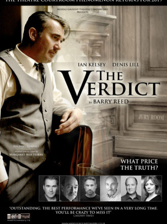 Poster for The Verdict