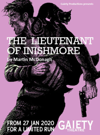 Poster for The Lieutenant of Inishmore