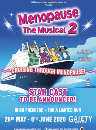 Poster for Menopause The Musical 2