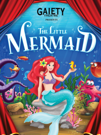 Poster for The Little Mermaid – The Gaiety Panto 2020/21
