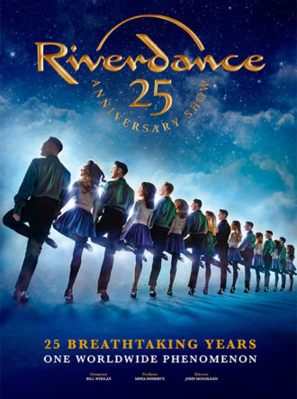 Poster for Riverdance 2020 – Cancelled